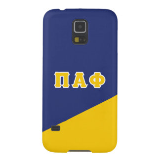 Pi Alpha Phi | Greek Letters Case For Galaxy S5