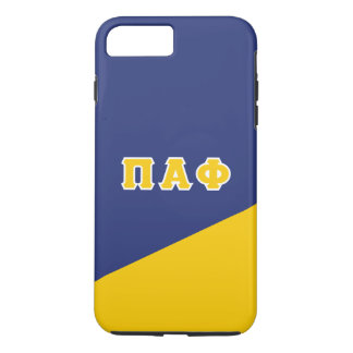 Pi Alpha Phi | Greek Letters iPhone 8 Plus/7 Plus Case