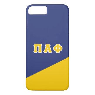 Pi Alpha Phi | Greek Letters iPhone 8 Plus/7 Plus Case