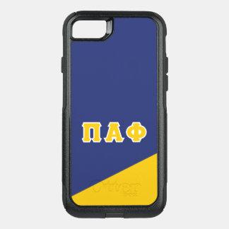 Pi Alpha Phi | Greek Letters OtterBox Commuter iPhone 7 Case
