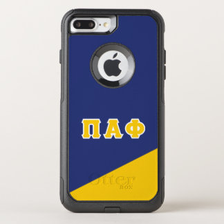 Pi Alpha Phi | Greek Letters OtterBox Commuter iPhone 7 Plus Case