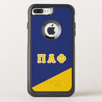 Pi Alpha Phi | Greek Letters OtterBox Commuter iPhone 8 Plus/7 Plus Case