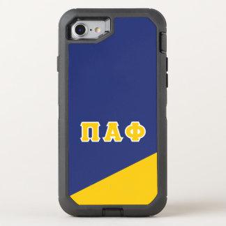 Pi Alpha Phi | Greek Letters OtterBox Defender iPhone 7 Case