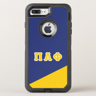Pi Alpha Phi | Greek Letters OtterBox Defender iPhone 7 Plus Case