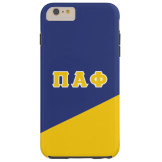 Pi Alpha Phi | Greek Letters Tough iPhone 6 Plus Case