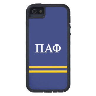 Pi Alpha Phi | Sport Stripe iPhone 5 Cases
