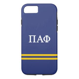Pi Alpha Phi   Sport Stripe iPhone 7 Case