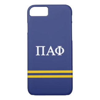 Pi Alpha Phi | Sport Stripe iPhone 8/7 Case