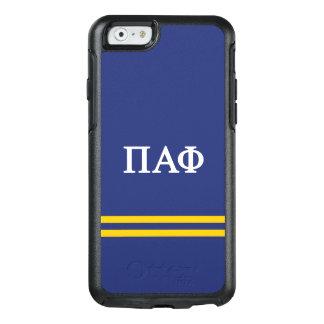 Pi Alpha Phi   Sport Stripe OtterBox iPhone 6/6s Case