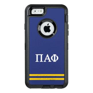 Pi Alpha Phi | Sport Stripe OtterBox iPhone 6/6s Case