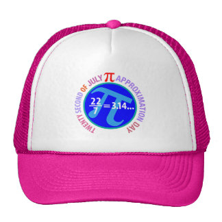 Pi Approximation Day Cap