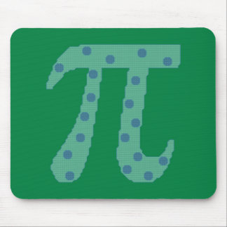 Pi Are Round Mouse Pad