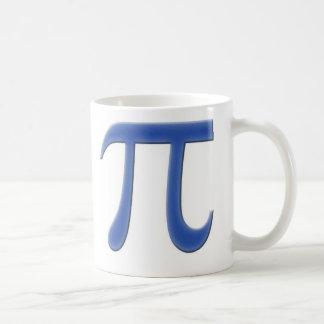 Pi Basic White Mug