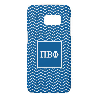 Pi Beta Phi | Chevron Pattern