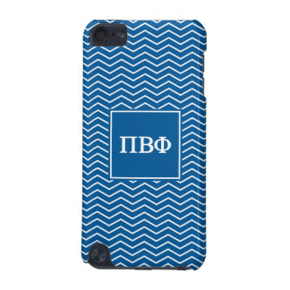 Pi Beta Phi | Chevron Pattern iPod Touch 5G Covers