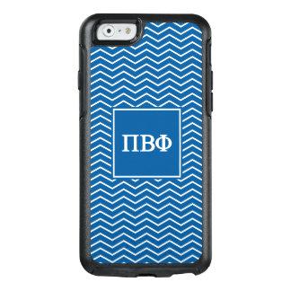 Pi Beta Phi | Chevron Pattern OtterBox iPhone 6/6s Case