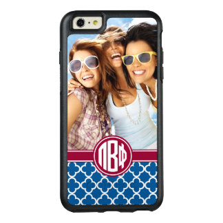 Pi Beta Phi | Monogram and Photo OtterBox iPhone 6/6s Plus Case