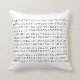 Pi Celebrate 3.14 Pi Day Cushion