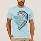 Pi Complex Heart T-Shirt