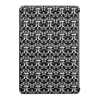 Pi Damask White Pattern iPad Mini Retina Cover