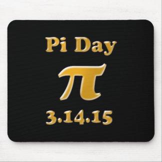 Pi Day 2015 Mousepad