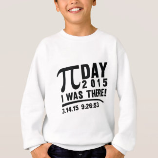 Pi Day 2015 Sweatshirt