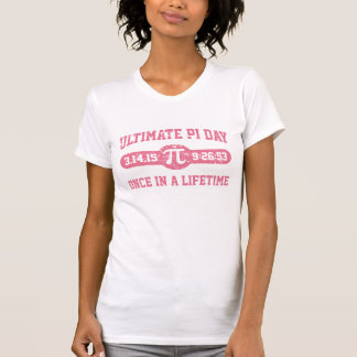 Pi Day 2015 [Vintage Pink] T-Shirt
