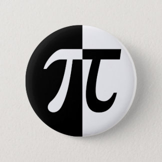 Pi Day 6 Cm Round Badge