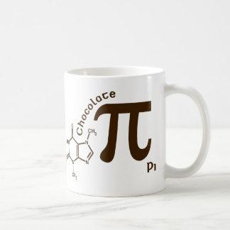 Pi Day Chocolate Pi Mug
