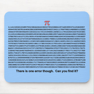 Pi Day FUN Mouse Pad