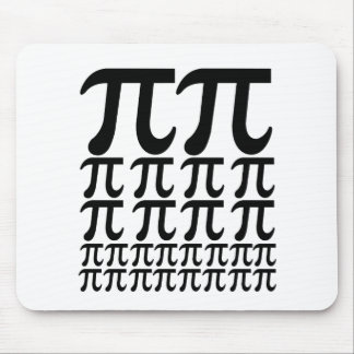 pi day mouse pad