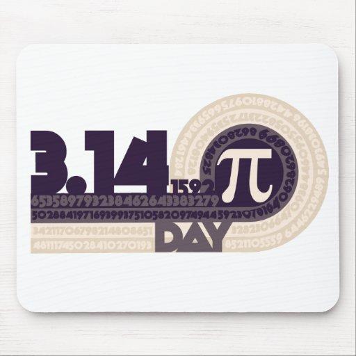 Pi Day Mousepad