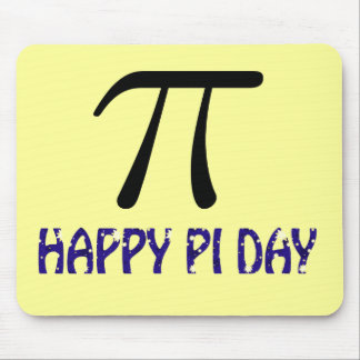 PI DAY MOUSEPADS