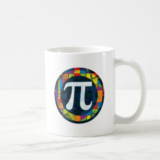 Pi Day Pi Symbols Coffee Mug