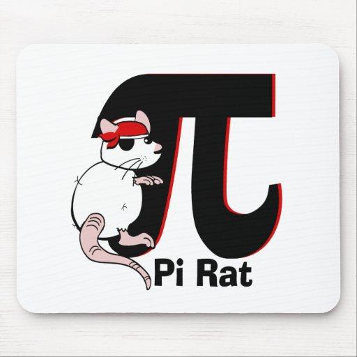 Pi Day/ Pirate Mousepads
