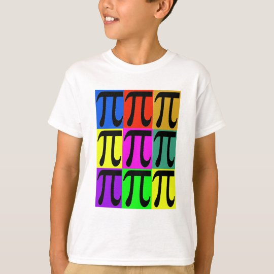 Pi Day POPART gifts T-Shirt