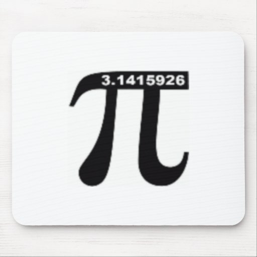 Pi Day SALE ~ March 14th Madness Mouse Pads