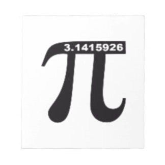 Pi Day SALE ~ March 14th Madness Notepad