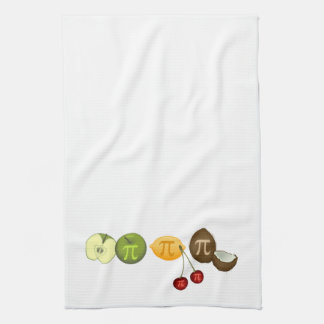 Pi Day Tea Towel