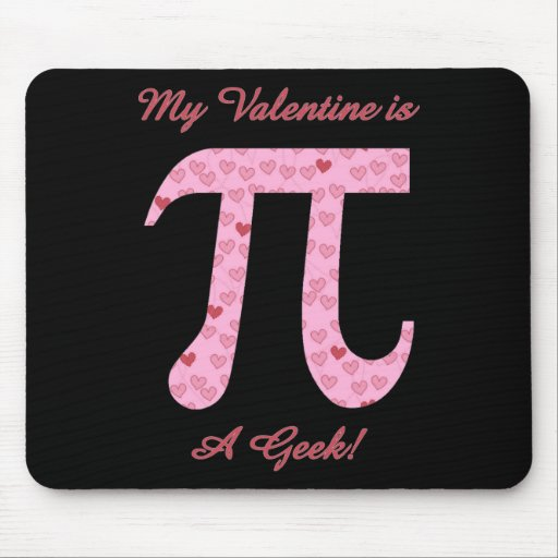 Pi Day Tees and Gifts Mouse Mat