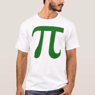 Pi Digital Checkerboard T-Shirt