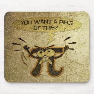 Pi Humor Mouse Mat