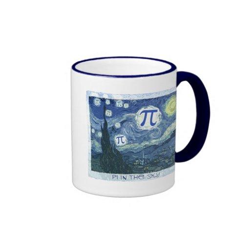 Pi in the Sky Coffee Mug