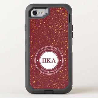 Pi Kappa Alpha | Badge OtterBox Defender iPhone 8/7 Case