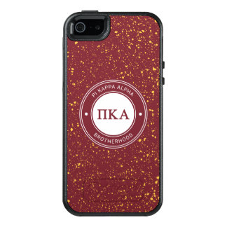 Pi Kappa Alpha | Badge OtterBox iPhone 5/5s/SE Case