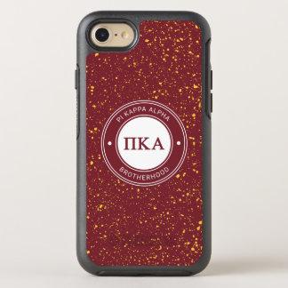 Pi Kappa Alpha | Badge OtterBox Symmetry iPhone 8/7 Case