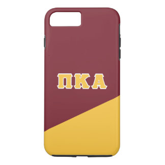 Pi Kappa Alpha | Greek Letters iPhone 8 Plus/7 Plus Case