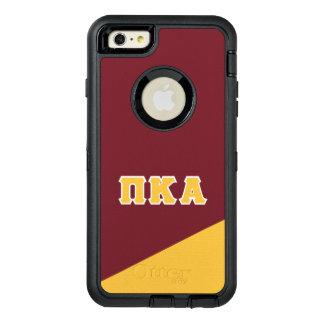 Pi Kappa Alpha | Greek Letters OtterBox Defender iPhone Case
