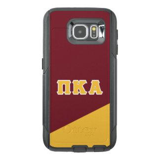 Pi Kappa Alpha | Greek Letters OtterBox Samsung Galaxy S6 Case