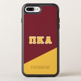 Pi Kappa Alpha | Greek Letters OtterBox Symmetry iPhone 8 Plus/7 Plus Case